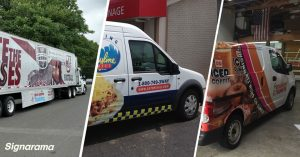Vehicle Wraps & Graphics vehicle wraps partial graphics custom 300x157